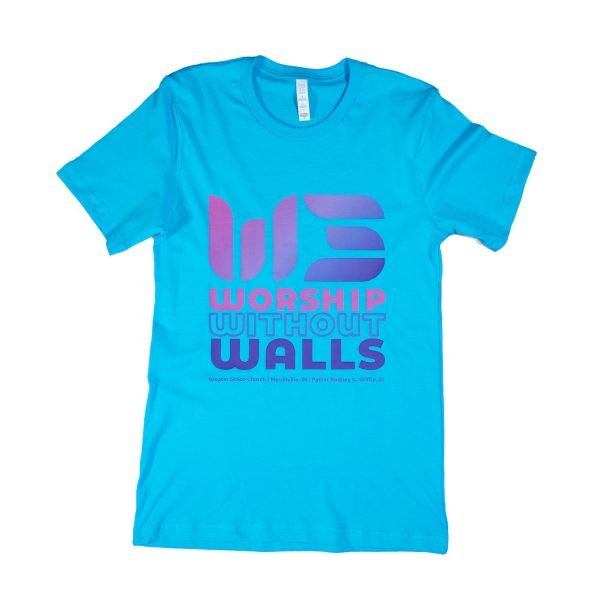 Greater Grace Church W3 Worship Without Walls T-Shirt